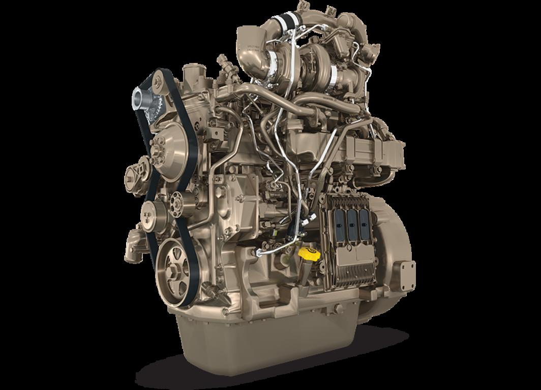 4045HFC09 4.5L Industrial Diesel Engine
