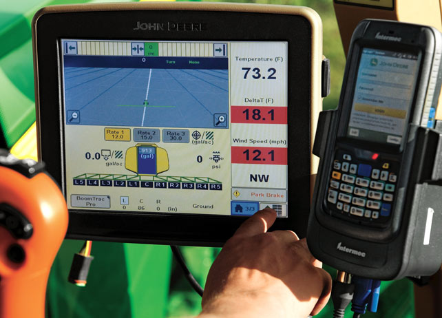 John Deere Mobile Weather