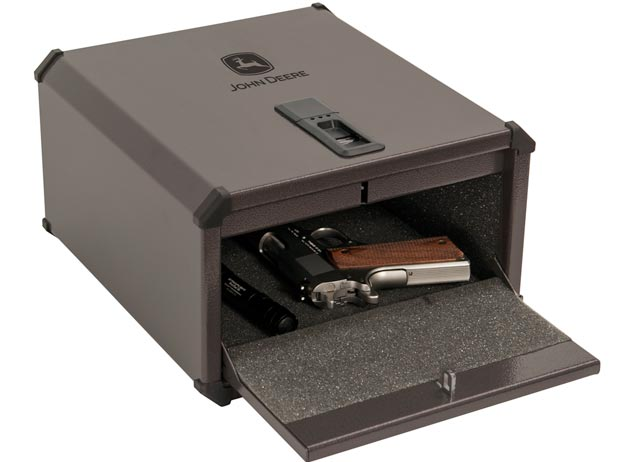 JDX-250 Biometric Safe