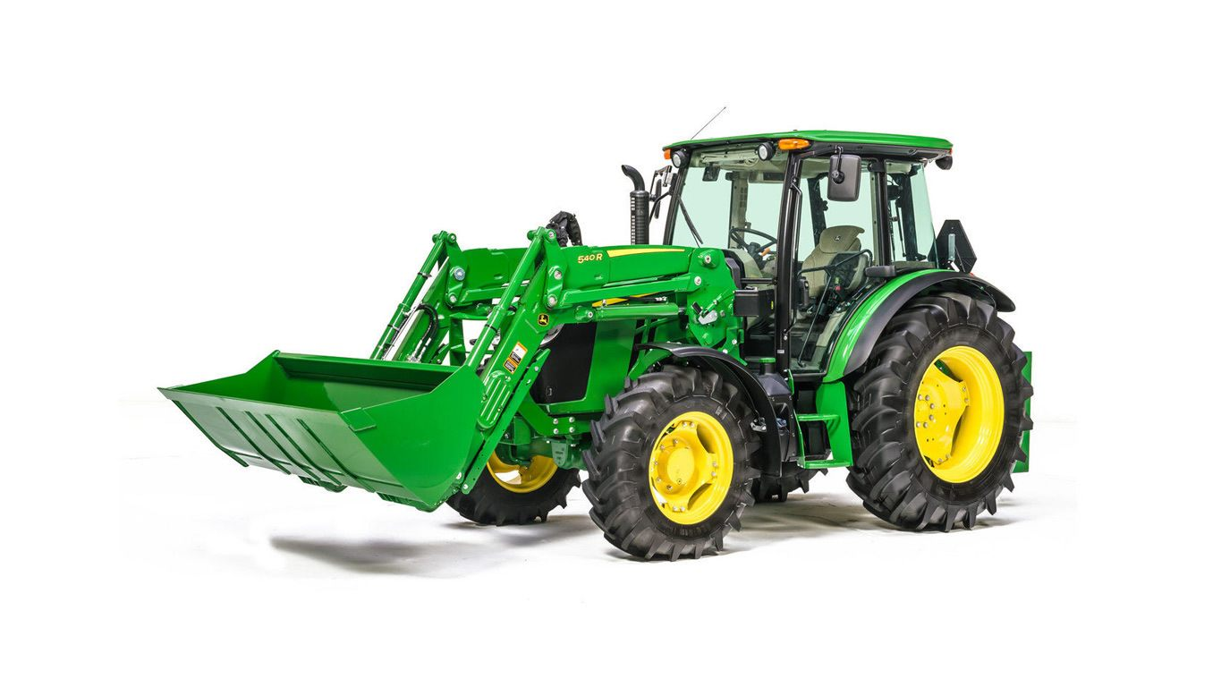 5090M Tractor