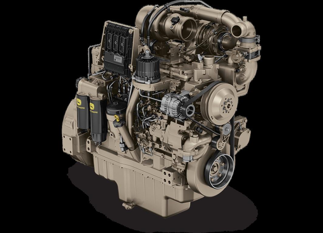 6090HFG09 9.0L Generator Drive Engine