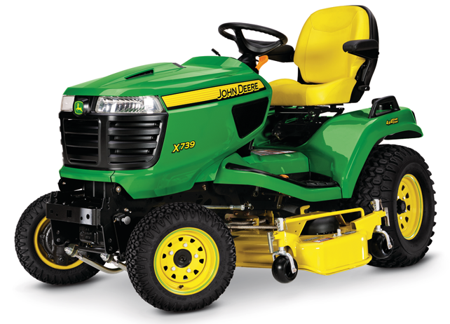 X739 Signature Series Tractor
