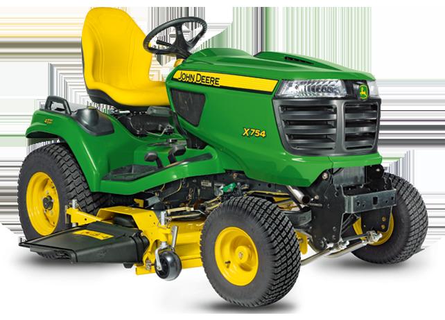 X754 Signature Series Tractor