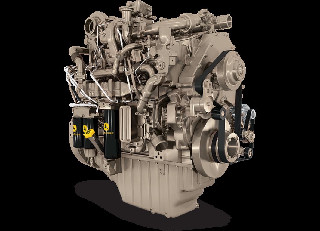 6135HFG06 13.5L Generator Drive Engine