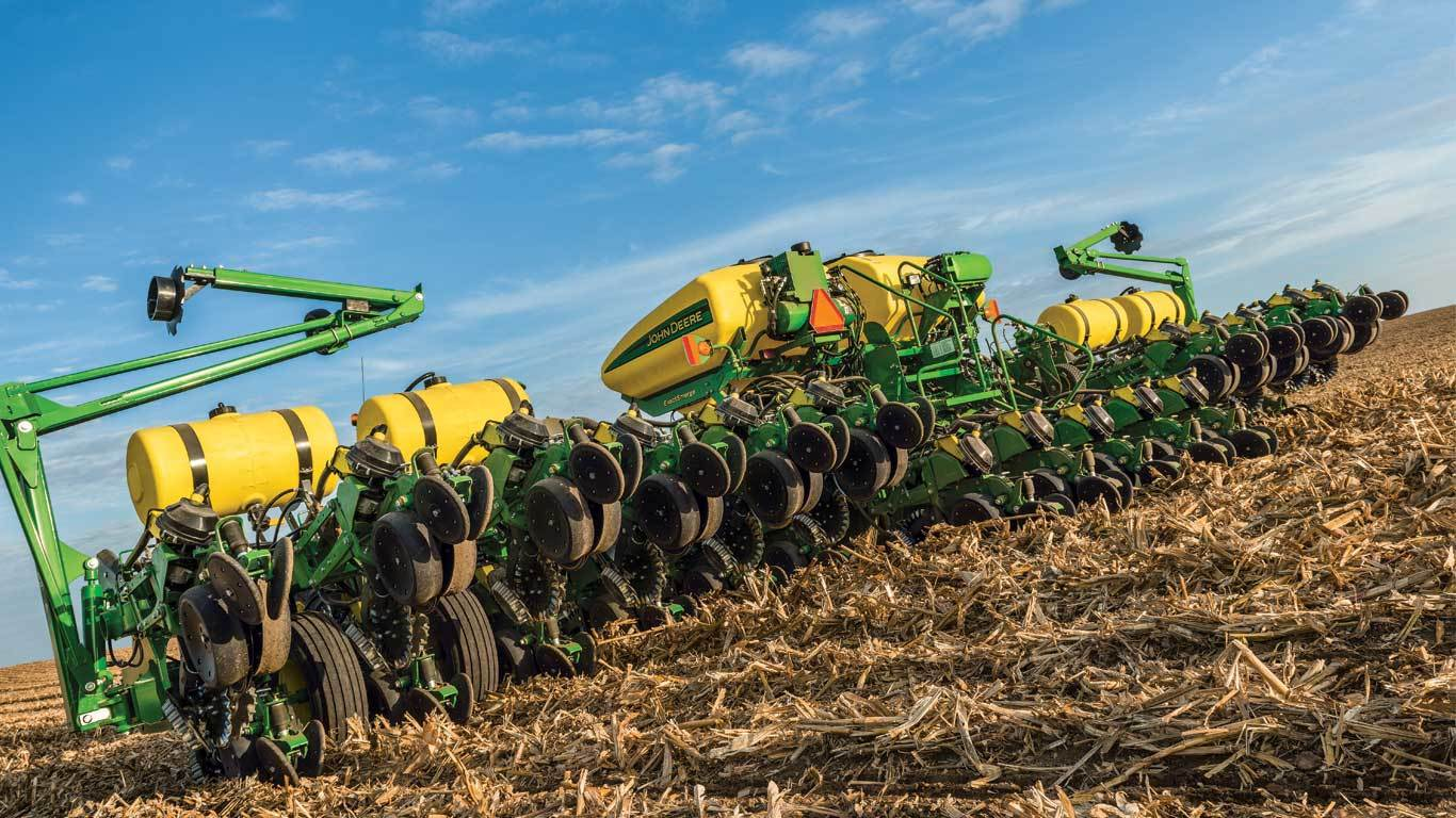 1795 16Row Split 31 or 32 Planter