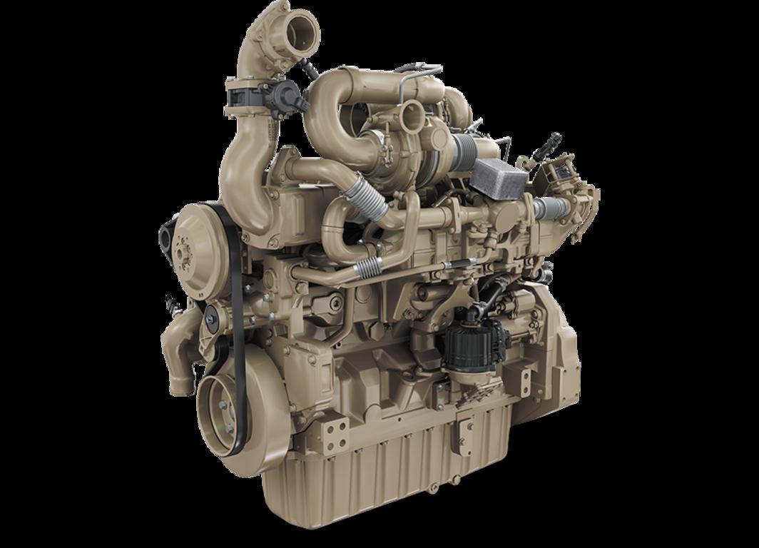6068HFC95 6.8L Industrial Diesel Engine