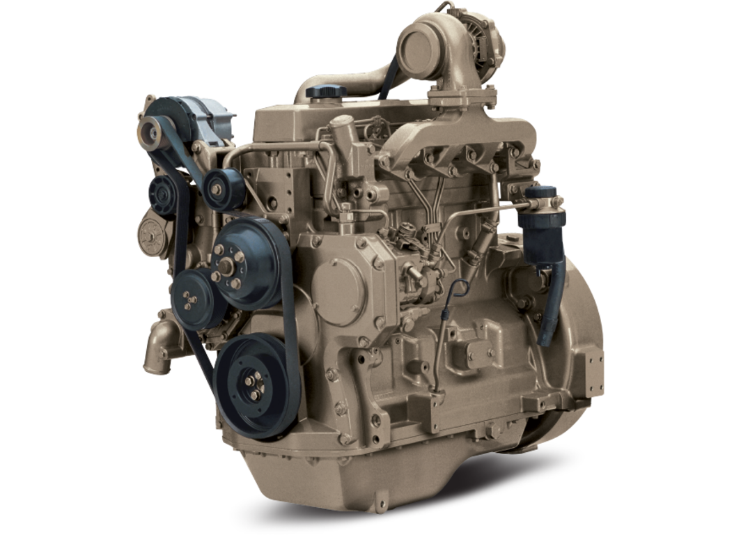 4045HF150 4.5L Generator Drive Engine