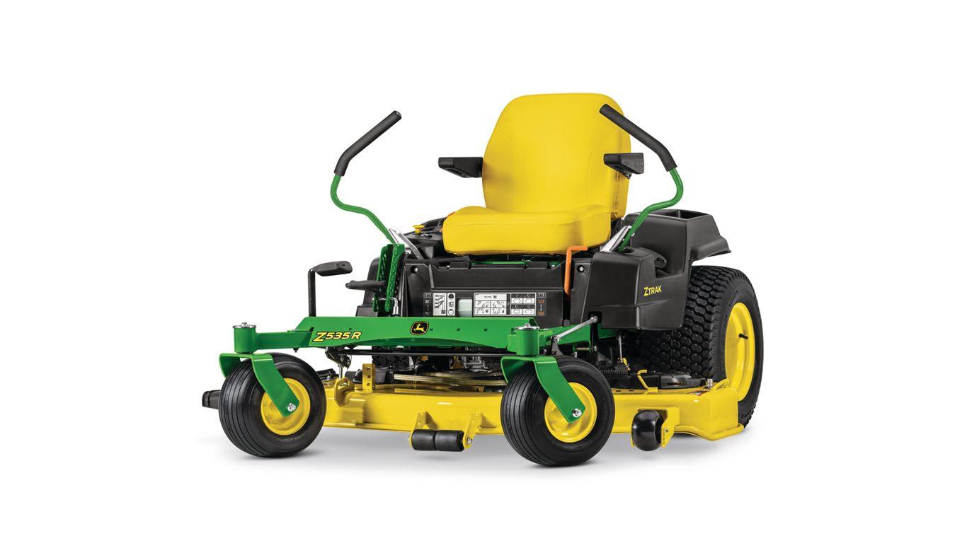 Z535R ZTrak™ Mower with 54-in. High Capacity Deck