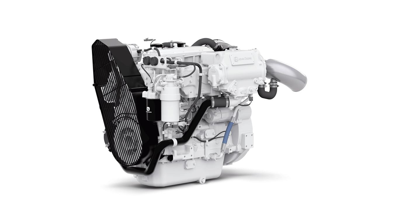 4045SFM85 Marine Propulsion Engine