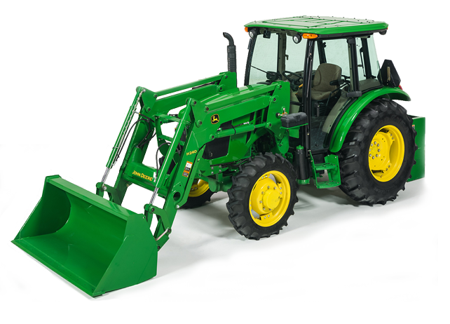 H240 Utility Tractor Loader