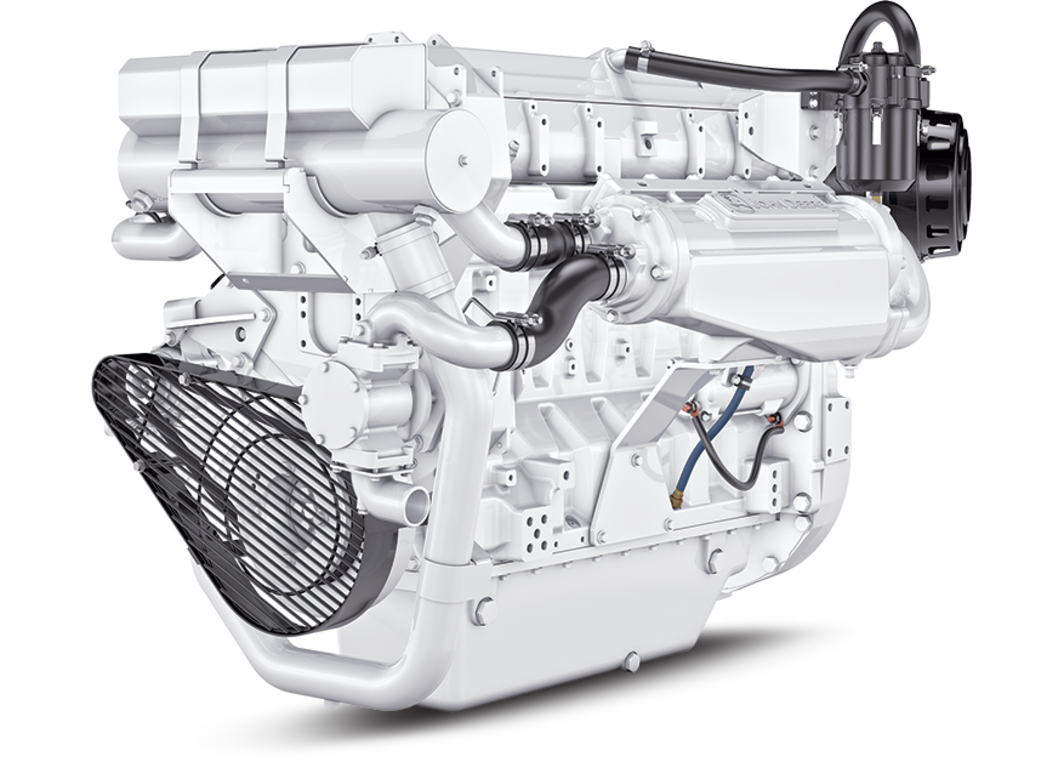 6135SFM85 Marine Propulsion Engine