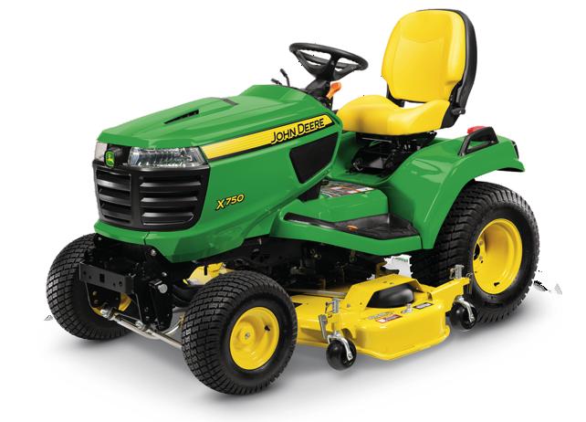 X750 Signature Series Tractor