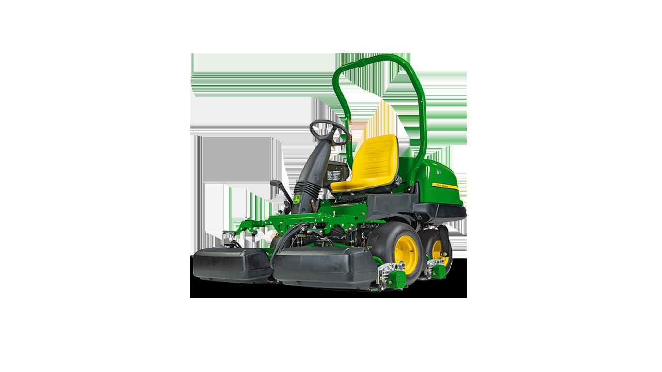 2500E E-Cut™ Hybrid Diesel Riding Greens Mower