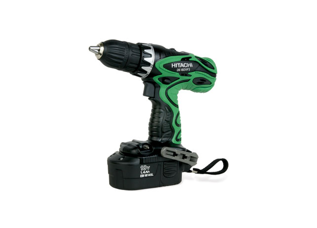 ET-DS18DVF3 1/2-in. 18V Cordless Driver Drill