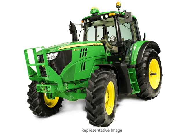 6145M Tractor