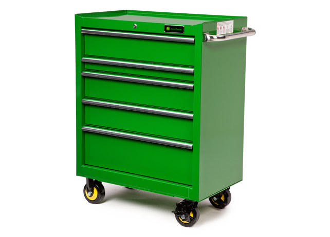 AC-3018CB-G 30-in., 5-Drawer Ball Bearing Cabinet