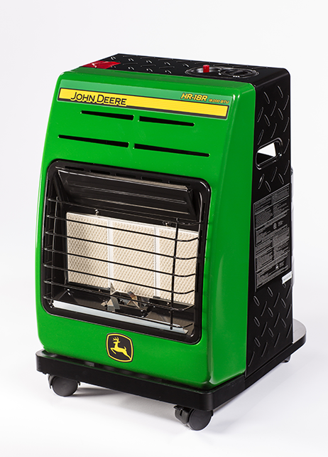 HR-18R Propane Radiant Portable Heater