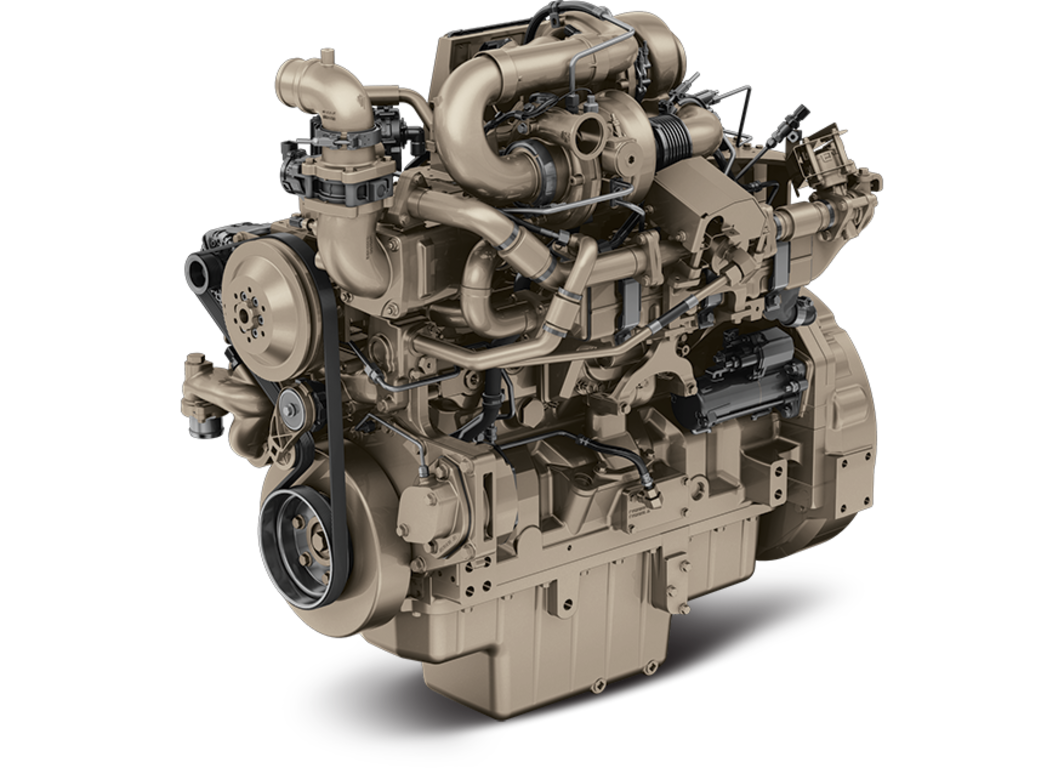 6090HFC09 9.0L Industrial Diesel Engine