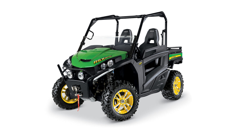RSX860i High-Performance Utility Vehicle