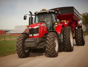 7600 series row crop tractors