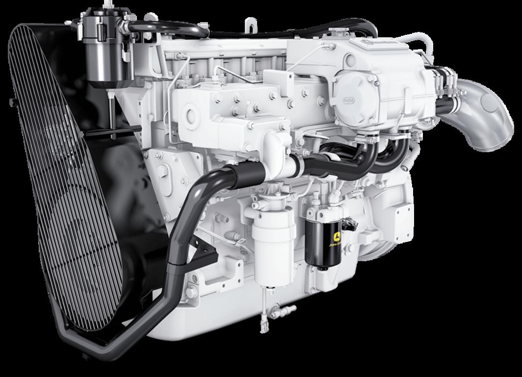 6068SFM85 Marine Propulsion Engine