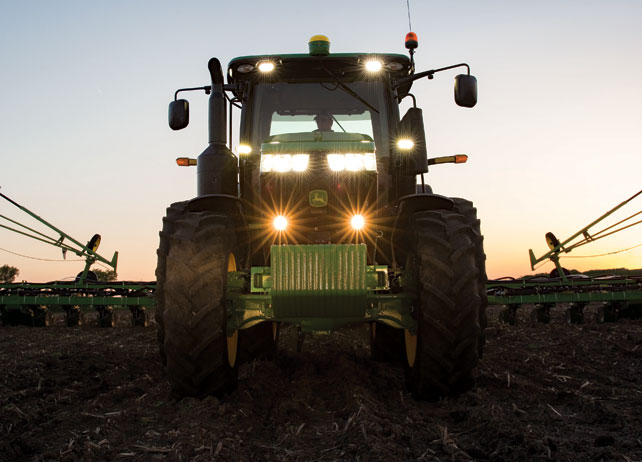 7310R Tractor