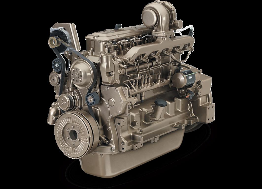 6068HF285 6.8L Industrial Diesel Engine