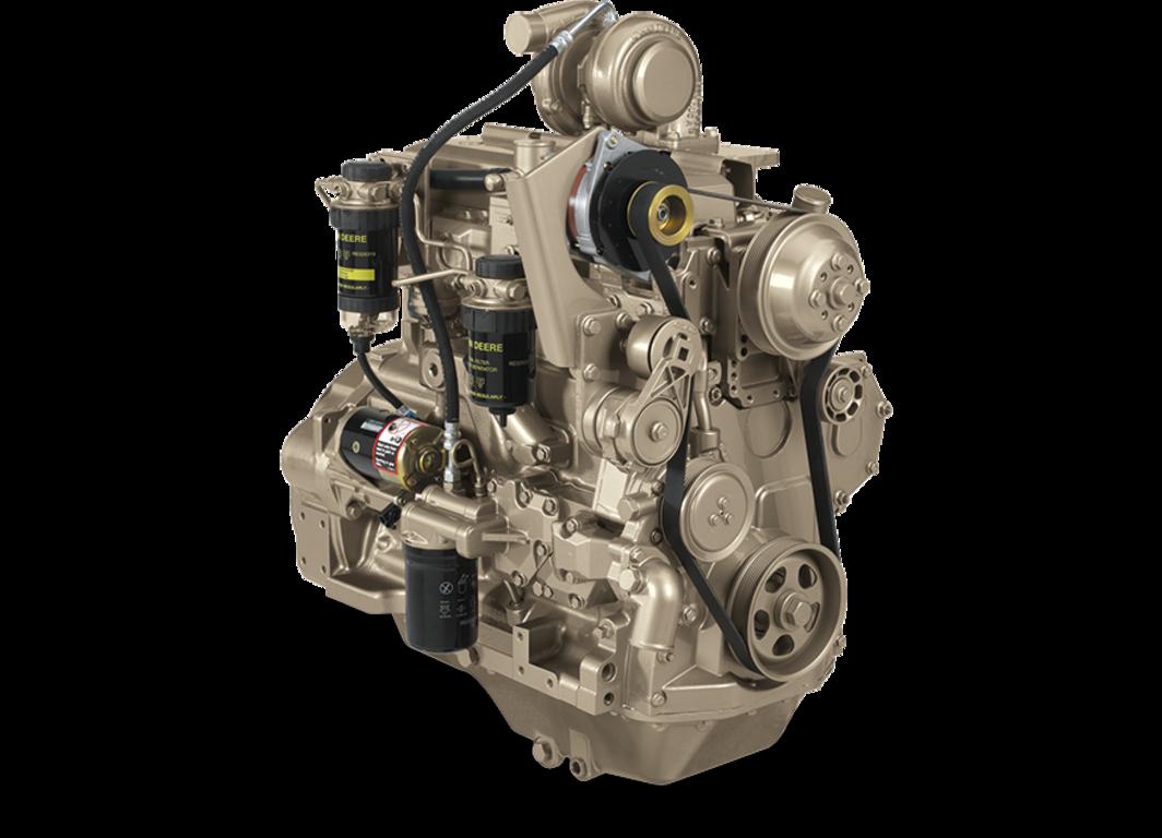 4045HFG81 4.5L Generator Drive Engine