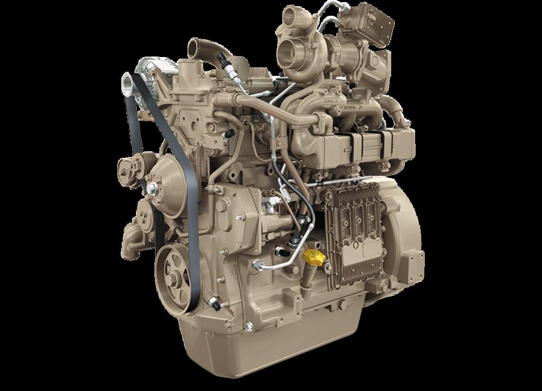 4045HFC92 4.5L Industrial Diesel Engine