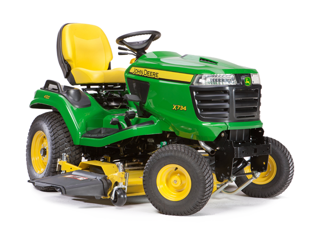 X734 Signature Series Tractor
