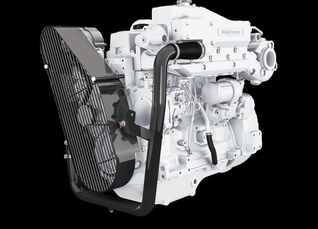 4045TFM75 Marine Generator Drive Engine