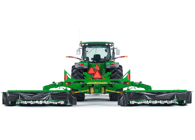 388 Rear-Mount Mower-Conditioner