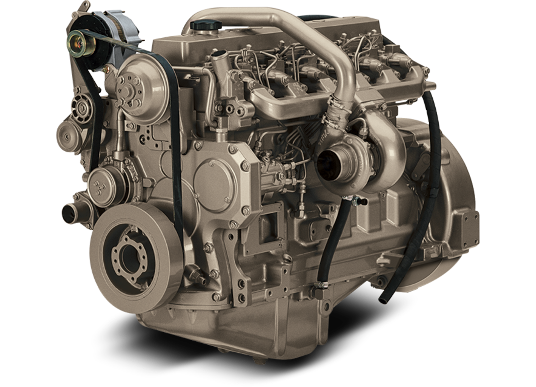 6068TF250 6.8L  Industrial Diesel Engine