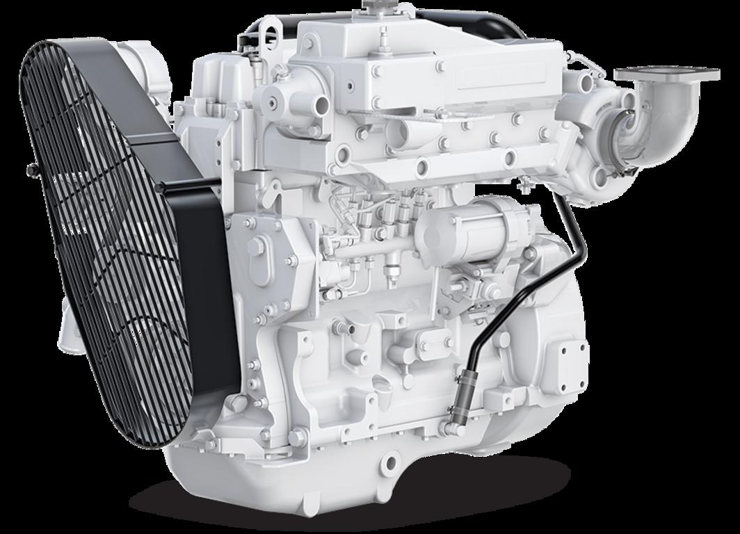 4045TFM85 Marine Generator Drive Engine