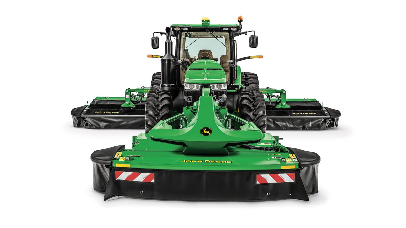 F310R Front Mount Mower-Conditioner