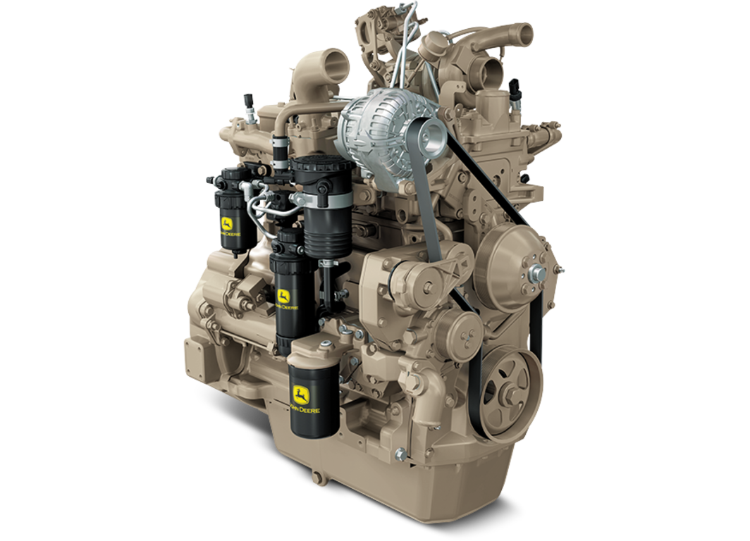 4045HFG92 4.5L Generator Drive Engine