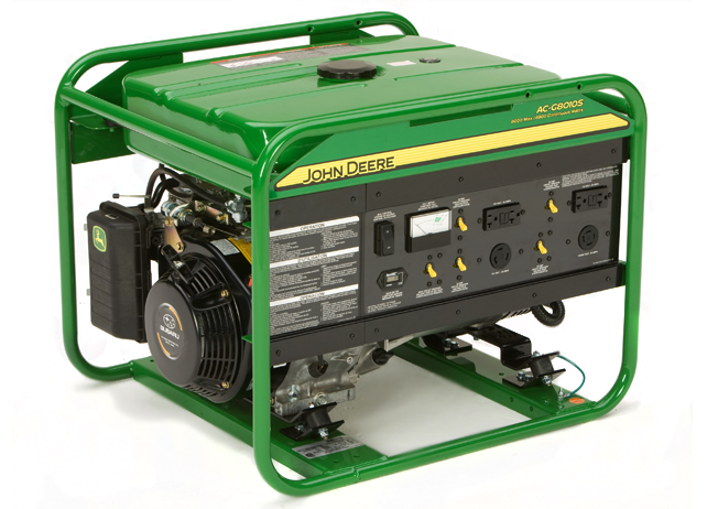 AC-G8010S Large Frame Generator