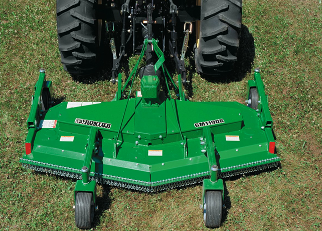 GM11 Series Grooming Mowers