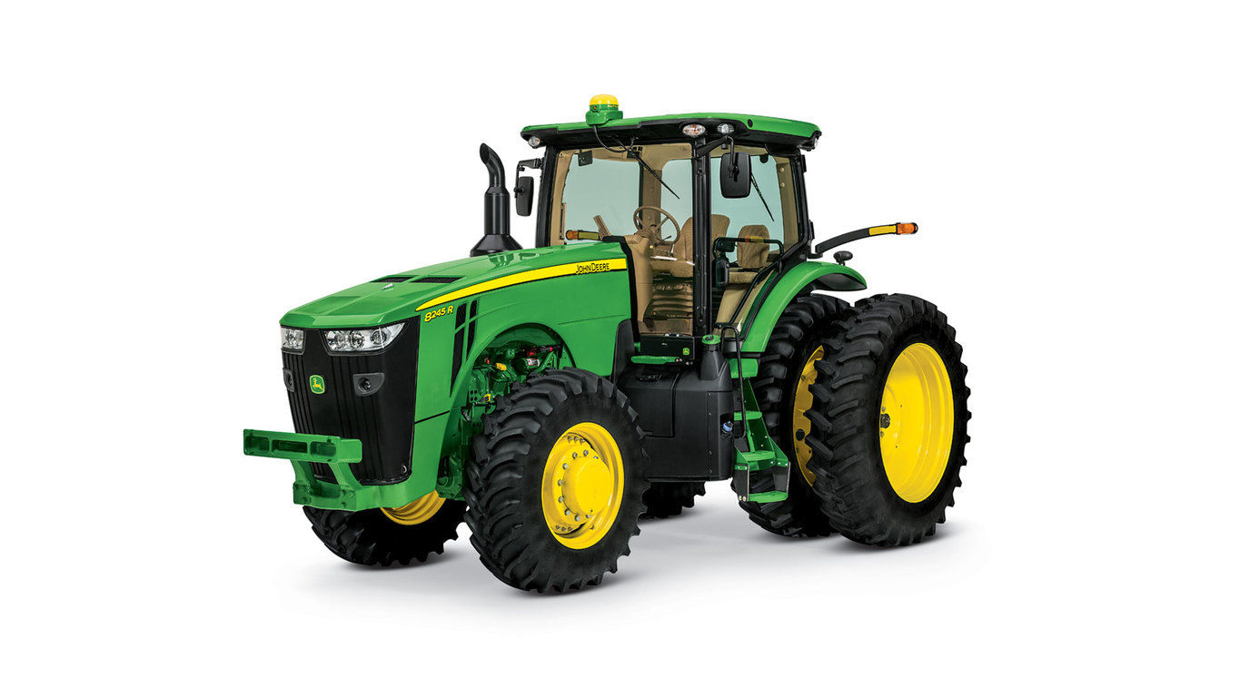 8245R Tractor