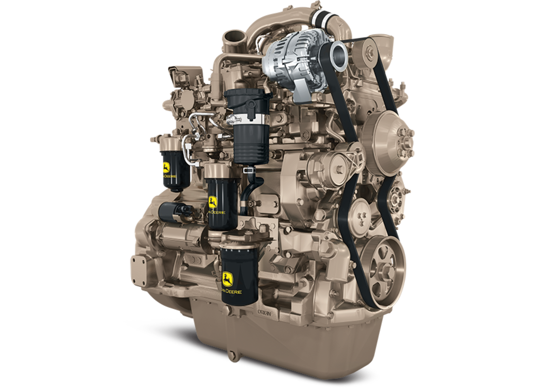 4045HFG06 4.5L Generator Drive Engine