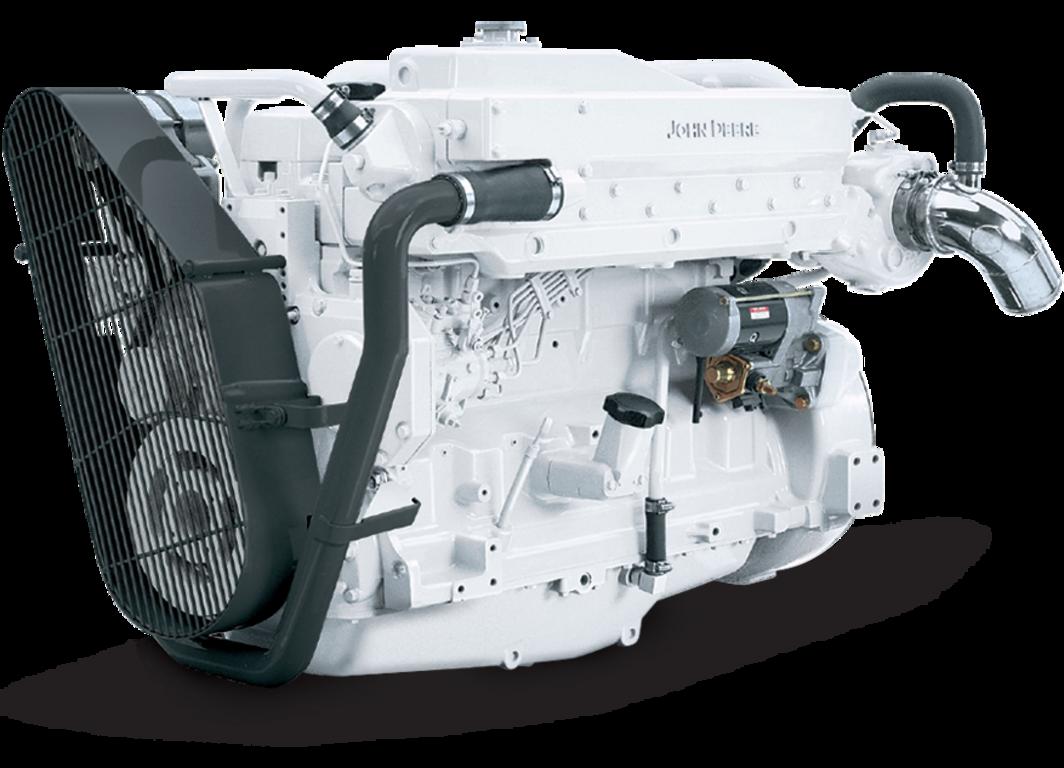 6068TFM75 Marine Propulsion Engine
