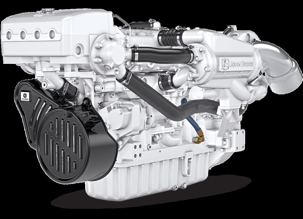 6090SFM85 Marine Propulsion Engine