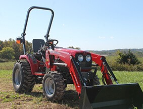 1500 series compact tractors