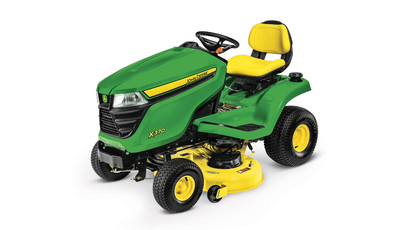 X370 Lawn Tractor with 42-inch Deck