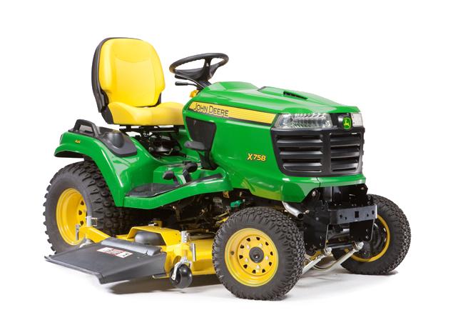 X758 Signature Series Tractor