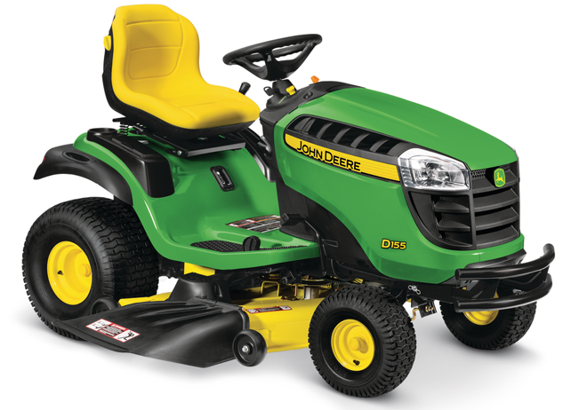 D155 Lawn Tractor
