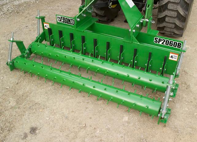 SP20 Series Soil Pulverizers