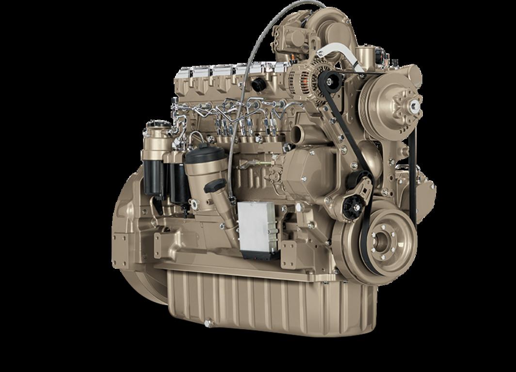 6090HF485 9.0L Industrial Diesel Engine