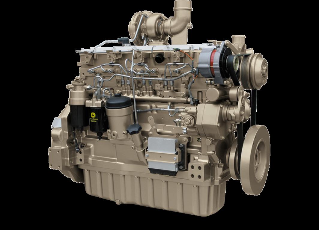 6090HF484 9.0L Generator Drive Engine