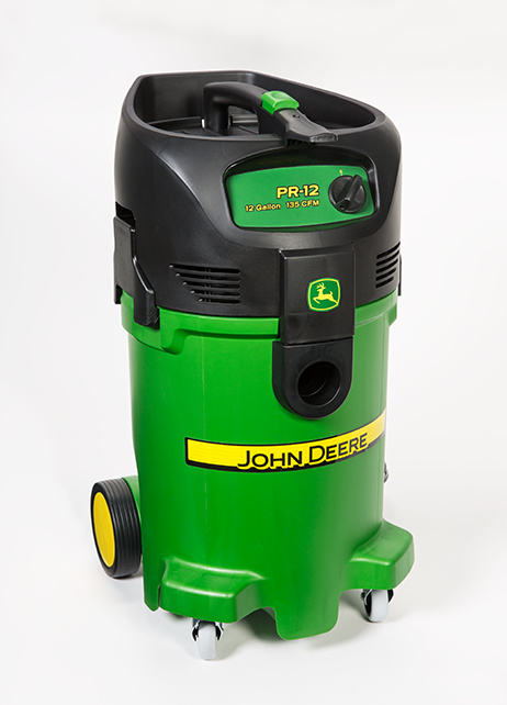 PR-12 12-Gallon Wet/Dry Vacuum